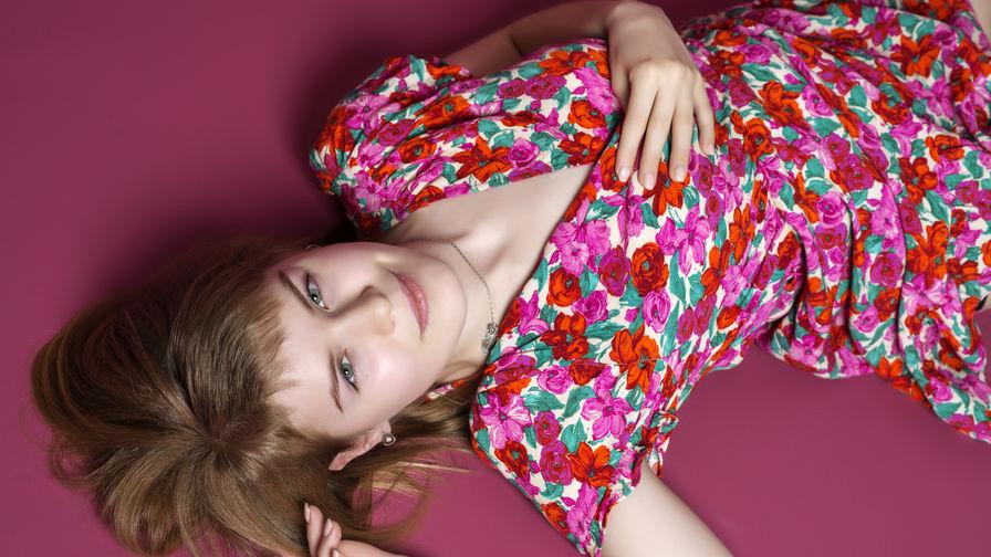 CarolRosebay profilový obrázok – Dievča na LiveJasmin