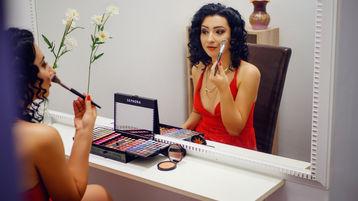 Show-ul fierbinte al lui AyannaSassy – Femeie Matura pe Jasmin