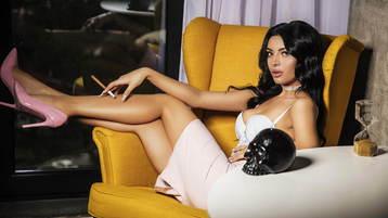 SusanB szexi webkamerás show-ja – Lány a Jasmin oldalon